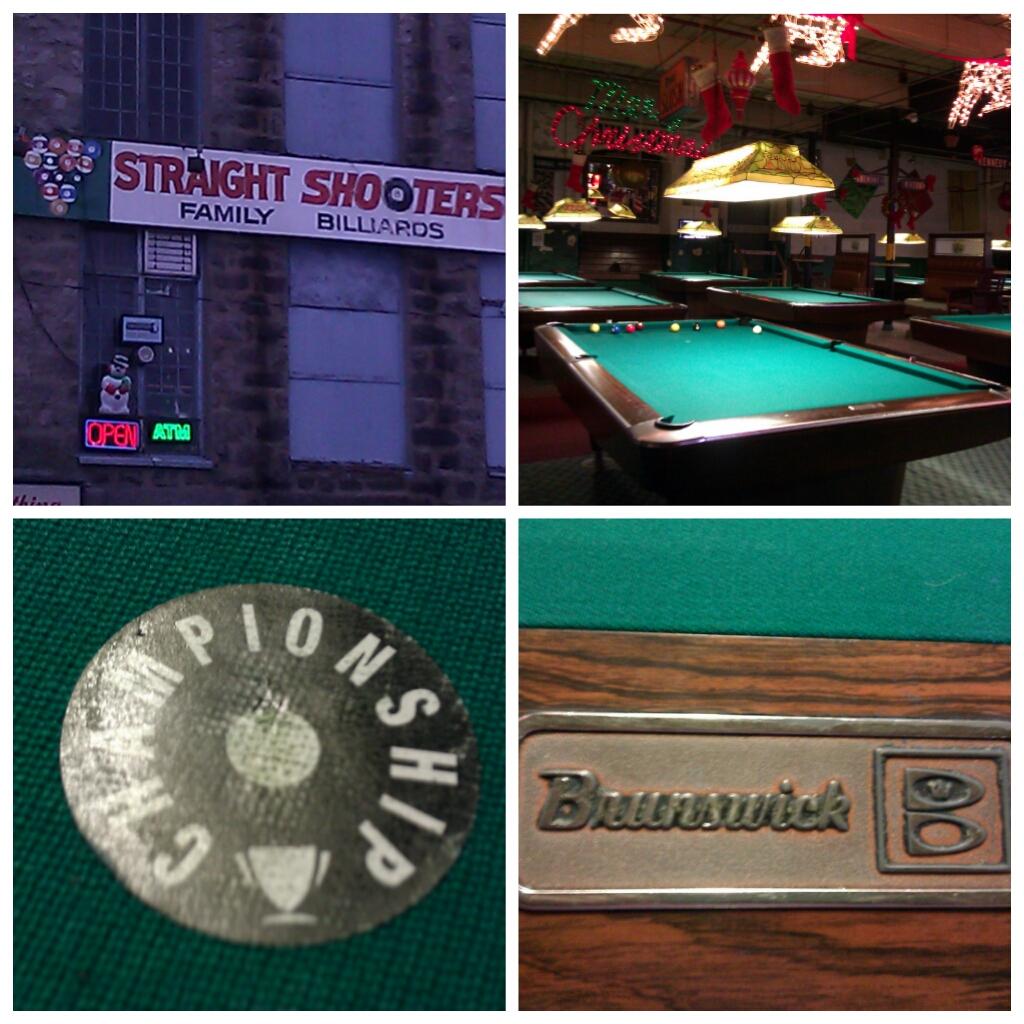 family billiards